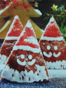 фигурное печенье, новогоднее печенье