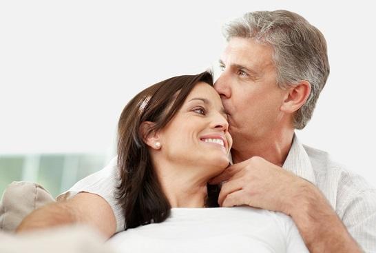 Секс с мужчины 55 лет