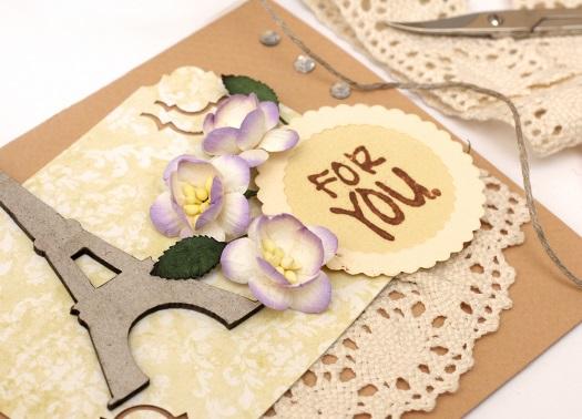 Бумага и картон для открыток своими руками 70